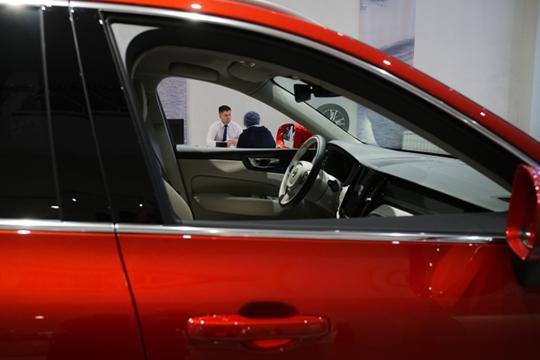 Шестое место вреспубликанском зачете премиум-сегмента— зашведско-китайским Volvo. На1января 2020 года втатарстанском парке насчитывалось 3020 авто этой марки