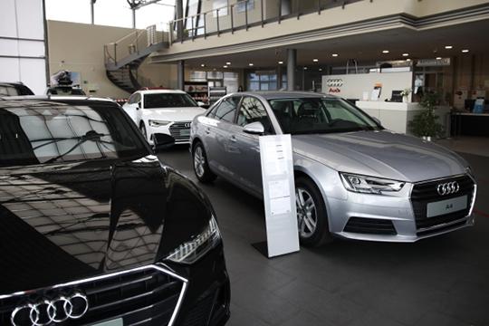Второе место татарстанские автолюбители отдали компактной модели А4— 1505 авто и14,5%. Ее«рейтинг» загод вырос на5%, запятилетие— на29%