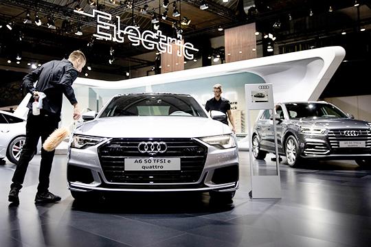 Республиканский гараж Audi к1января 2020 года насчитывал 10,4тыс. автомобилей— на3%, больше, чем годом ранее, ина23%, чем пять лет назад