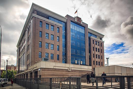 ВАрбитражном суде РТпрошло основное судебное заседание поиску ТАИФ-НК против Ростехнадзора