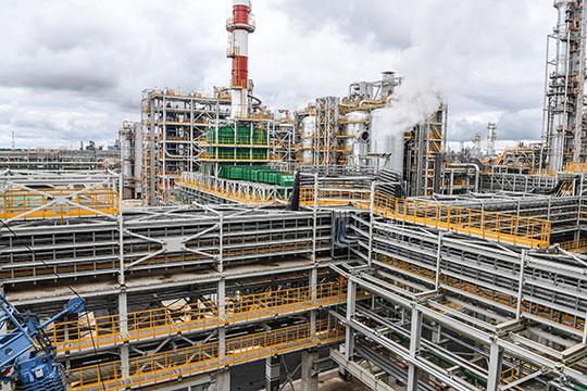 «Согласно проектной документации, КГПТО предназначена в первую очередь для переработки гудрона, который сегодня перерабатывается на другой установке»