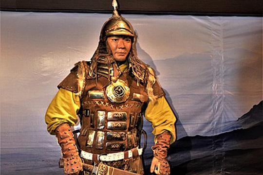Улус Джучи— средневековая монархия, сединым самовластным правителем