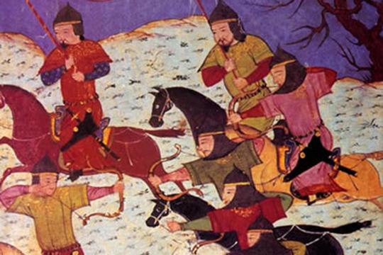 30-тысячная армия, даже разделенная накорпуса, для XIIIвека— гигантская армия. Для нас это кажется совсем немного, нодля Средневековья это очень много