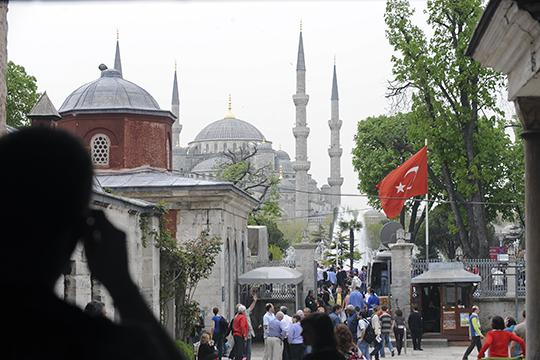 Турция с15июля восстанавливает авиасообщение сРоссией
