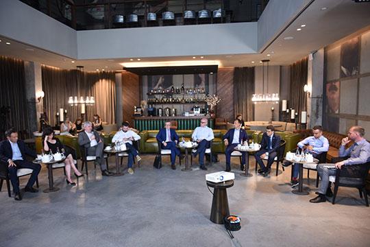 В минувшую субботу эксперты клуба «Волга» вернулись из формата онлайн-заседаний и вживую собрались в отеле Kazan Palace by Tasigo