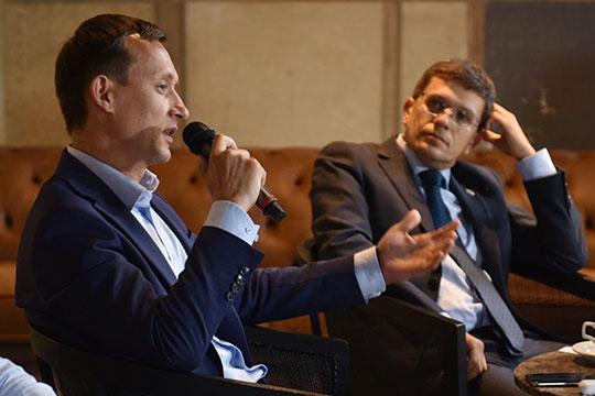 Айрат Хайруллин: Если я больше времени провожу в мессенджерах, то и с государством мне проще общаться через них. Будут простые каналы коммуникации