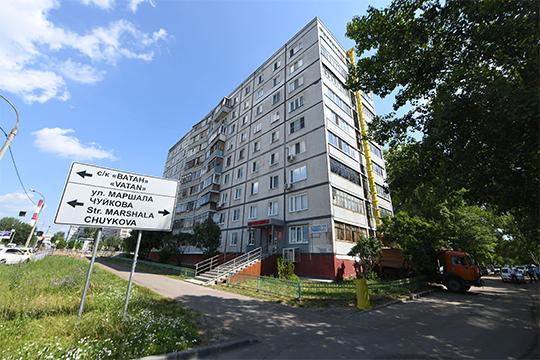 Вэтом году вКазани отремонтируют 278 жилых домов, включая замену 163 лифтов в54 домах, утепление фасадов, установку узлов погодного регулирования