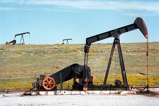«Последние прогнозы показывают, что сучетом упомянутых факторов средняя цена намарку нефти «Brent» в2021 году может составить 40−45 долларов забаррель»