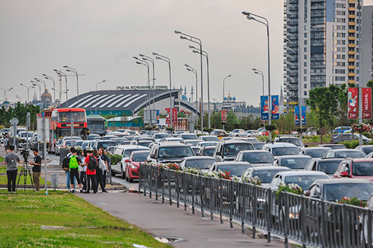 «Казань – один из самых успешных городов в сфере такси, здесь присутствуют практически все агрегаторы»