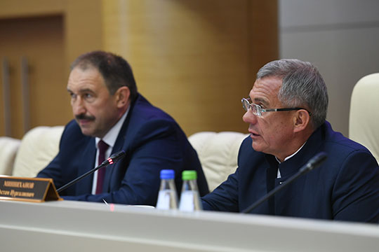 На заседании также была озвучена информация о проведении 2–4 сентября 2020 года ежегодного Татарстанского нефтегазохимического форума. В этом году форум впервые пройдет на площадке «Казань Экспо»