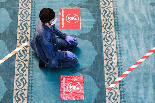 «Мечети Татарстана успели наработать опыт организации коллективных намазов ссоблюдением всех предписаний Роспотребнадзора»