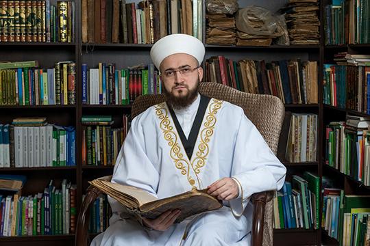 Идея создания проекта принадлежит муфтиюКамилю хазрату Самигуллину