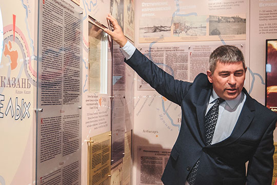 Артем Силкин: «Я думаю, что Татарстан, несомненно, от этого должен выиграть, ведь по сообщениям прессы мы видим, что емкость крымских и краснодарских курортов уже исчерпана»