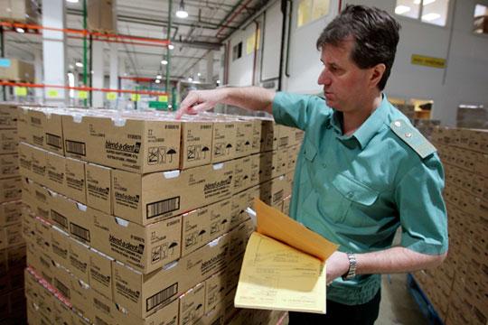 Есть ряд ограничений по товарам, которые могут пройти процедуру таможенного склада