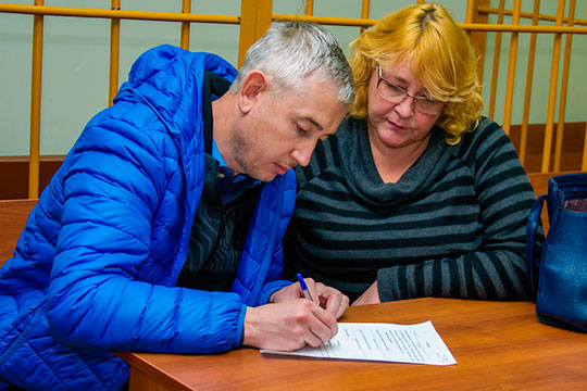 Фактически, с задержания Расима Асылгараева (на фото) в Челнах и Тукаевском районе началась затяжная «земельная война»