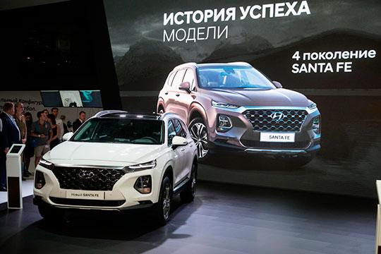 Средний возраст татарстанского Hyundai составляет 6 с половиной лет (выпуск июнь-2013), российского — на год и 7 месяцев старше (выпуск декабрь-2011)