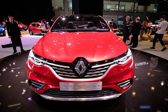Второе место по абсолютной прибавке в Казани и Татарстане за пятилетку заработал французский Renault