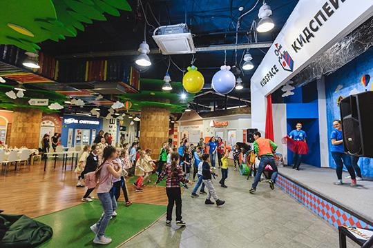 «Сейчас мыработаем. «КидСпейс» неявляется классической детской игровой комнатой, поэтому после того, как вреспублике разрешили работать музеям, мыизменили формат работы изарегистрировали Музей профессий»
