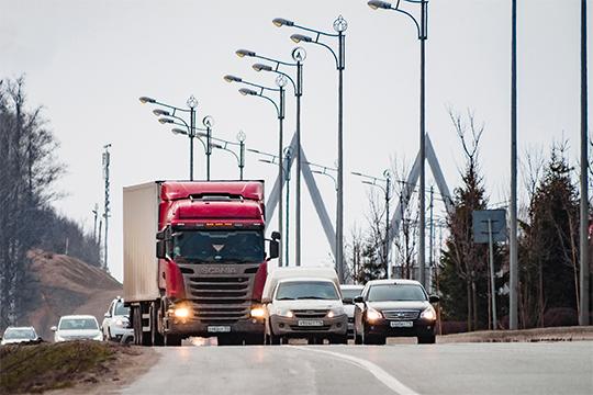 Надорогах Татарстана официально зарегистрировано101 место концентрации ДТП, 85 изкоторых приходится наместные дороги