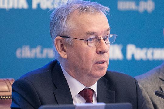 Евгений Колюшин:«Все формы досрочного голосования связаны срисками инегативными возможностями»
