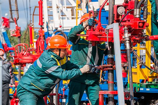 В Альметьевске под угрозой сокращения оказались работники нефтесервисных предприятий