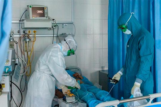 По нашим данным, у оперативного штаба есть уже статистика за июнь: якобы за всю первую половину нынешнего года умерло на 1,5-2 тыс. человек больше, чем годом ранее. При этом официально от коронавируса в Татарстане скончался всего лишь 31 человек