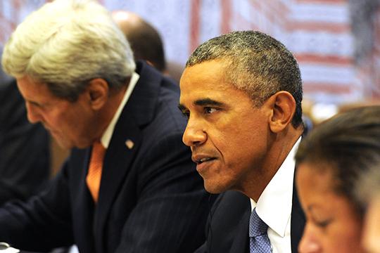 «Когда Обама, человек без политического прошлого, был сделан президентом, за ним стояли левые демократы. Сам по себе он был никто»