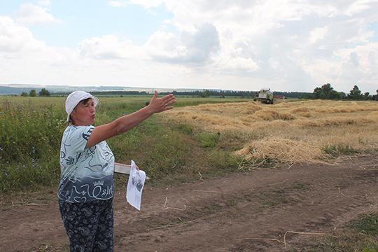 Светлана Матвеева:«Строительство высокоскоростной дороги Москва-Казань нас особо нетревожит, поскольку она нам немешает»