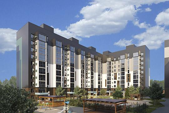 ЖК«Живи наПортовой»—проект инвестиционно-строительной компании «Камастройинвест»— примет своих новоселов уже вначале 2021 года