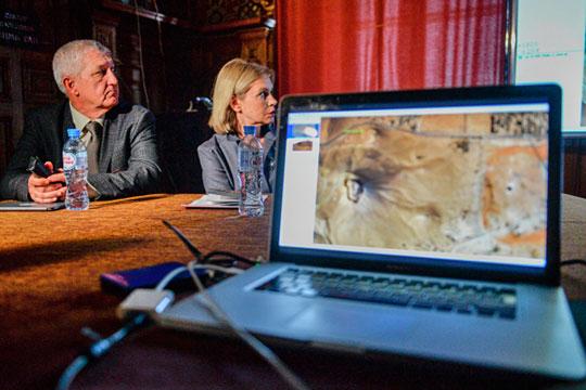 Российские эксперты создали 3-D модель древней Пальмиры, по которой как по чертежу будут восстанавливать город-музей