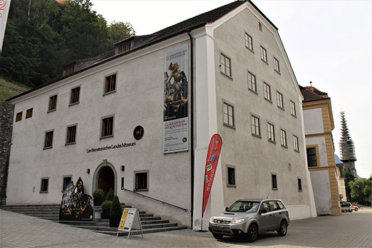 Национальном музей Лихтенштейна вВадуце