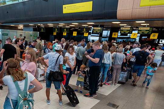 С 1августа любой желающий может улететь втурецкие Анкару иСтамбул, с10августа— вАнталью, Бодрум иДаламан.Ксожалению, международные перелеты непорадуют аэропорт «Казань»