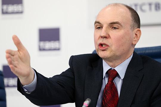 Сергей Блинов:«Важно, чтобы объем денег встране рос, ичтобы этот рост опережал рост цен, тоесть рост денежной массы встране должен быть реальным, аненоминальным»