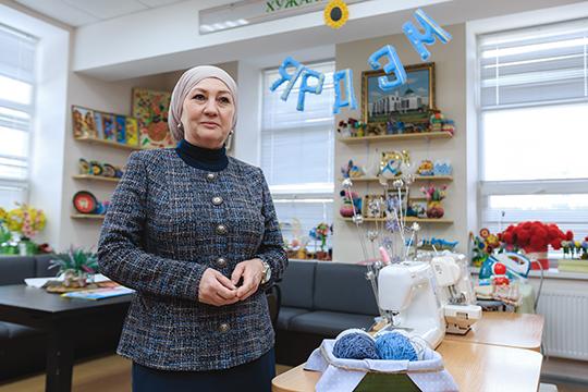 Малика Гельмутдинова(42)— директор учебно-реабилитационного центра «Ярдэм», автор многочисленных программ пореабилитации людей сограниченными возможностями