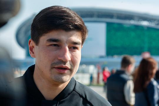 Радик Миннахметов(34)впоследние годы неотрывно связано спроведением республиканского ифтара