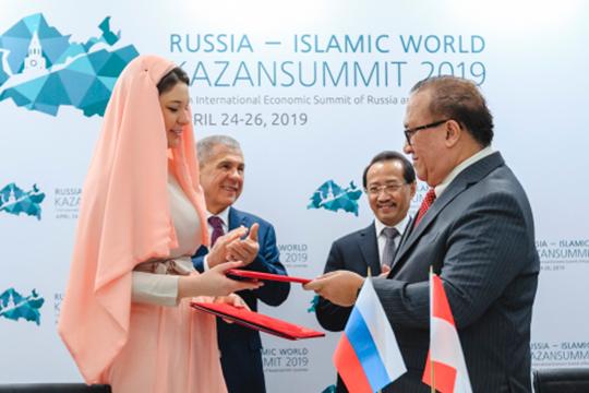 Имамы, министры ихоккеисты: топ-50 самых влиятельных людей мусульманского мира Татарстана