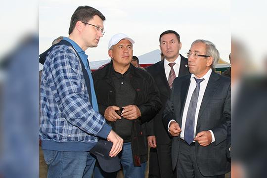 За22года, что наш герой руководит геологами компании, знания онедрах Татарстана дополнялись, было раскрыто немало секретов, появились новые возможности…