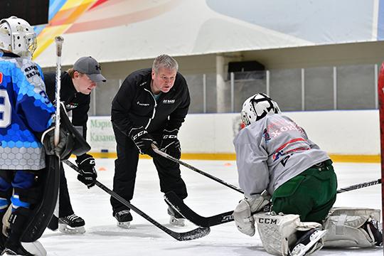 Разработка методических пособий для тренеров похоккею— одно изключевых направлений «Академии хоккея АкБарс»