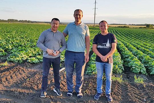 Ильдар Ситдиков, «Ягодная долина»: «Пандемия дала рабочую силу, а климат – хороший урожай»