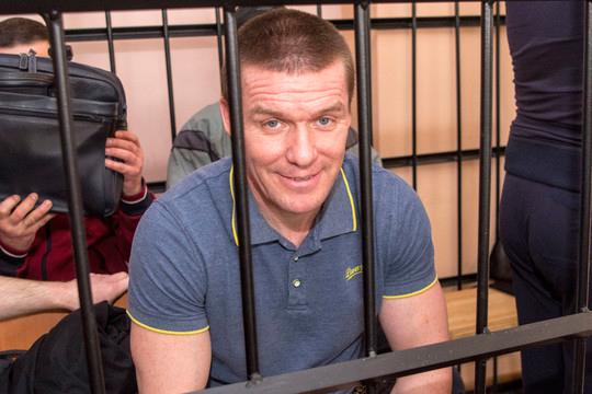 Харламов был управляющим партнером ИФК «Земля».