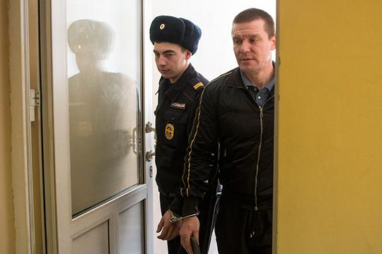 Экс-капитану футбольного клуба «Рубин»Сергею Харламову светит 16 лет