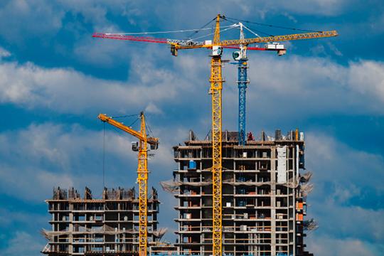 43% многоквартирных домов, которые сейчас строятся вРоссии, уже распроданы