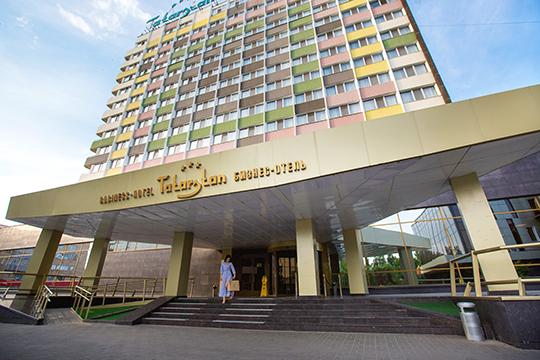 Валентин Голубев, отель «Татарстан»: «Бывали дни, когда вовсей гостинице жили три человека»