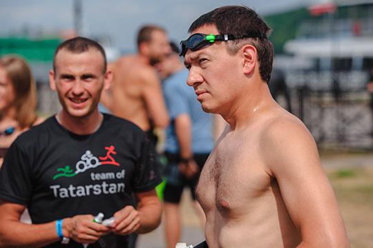Мэр Альметьевска Тимур Нагуманов решил провести в своем городе соревнования по своей любимой спортивной дисциплине — триатлону