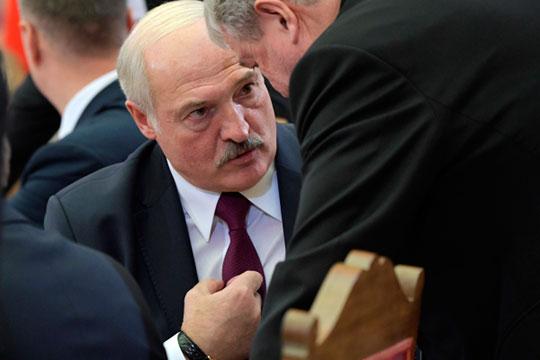 «Негыгарь» полагает, что Александр Лукашенко формирует для западной аудитории показной сценарий «гибридной агрессии России против суверенной Беларуси»