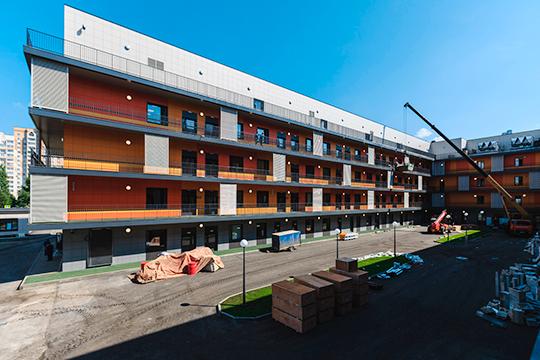 Министр раскрыл дату завершения строительства нового корпуса инфекционной больницы площадью 15тыс.кв.м. Оно запланировано на10августа