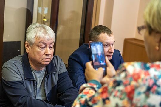 Завремя «самоизоляции» судьяНаиль Камалетдиновуспел провести немногим более 10 заседаний