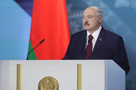 Лукашенко: «Нанас решили отработать цветные революции– неполучится!»