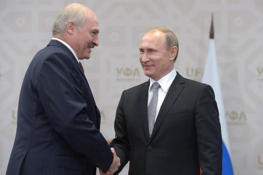 «Россия всегда была ибудет нашим союзником, ктобы нибыл увласти вБеларуси или вРоссии», даже несмотря нато, что Россия «променяла братские отношения напартнерские»