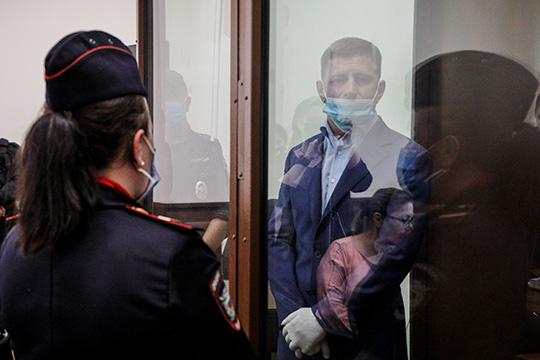 «Сейчаснеможет быть никакого другого ответа: Сергею Фургалу предъявлено тяжкое обвинение: никогда вистории России высшему должностному лицу субъекта федерации такие обвинения непредъявлялись. Виновность определитсуд»